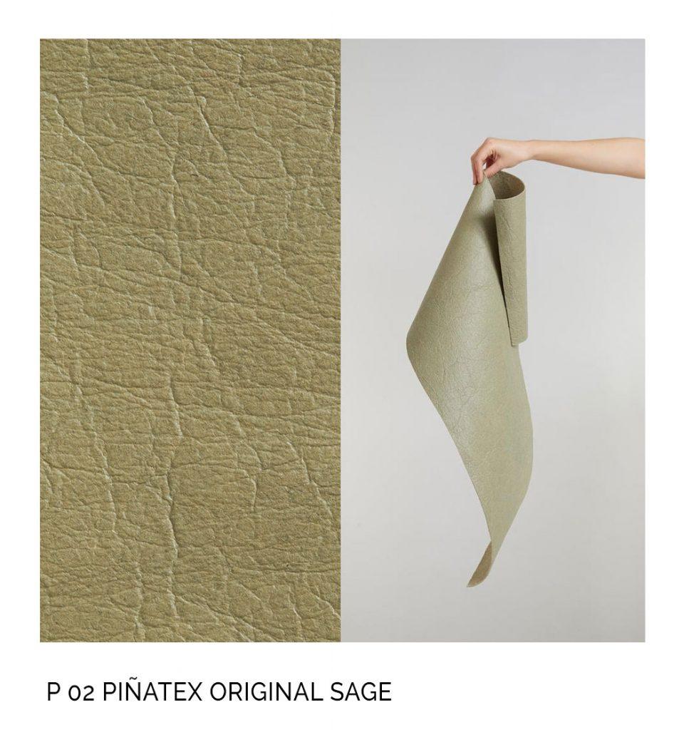 Pinatex original sage